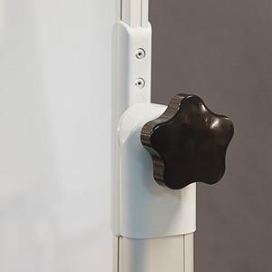 Magnetická tabule Revolver Ceramic-keramický povrch 120 x 200 cm