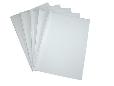 Termodesky 10mm, čirá/bílá 100 ks