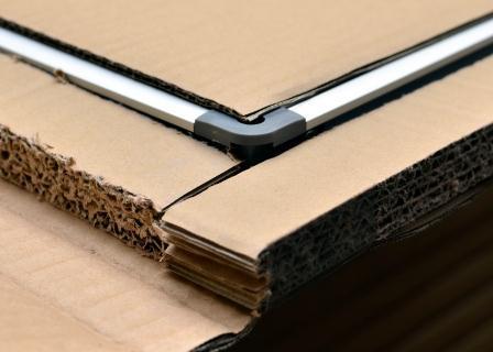Magnetická tabule ARTA 240 x 120 cm - lakovaná, hliníkový rám
